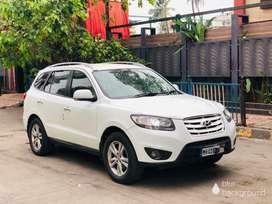 Hyundai Santa Fe 4 WD Automatic, 2011, Diesel