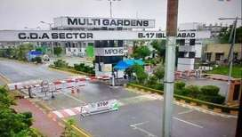 In B-17 - Islamabad Residential Plot Sized 14  Marla For Sale