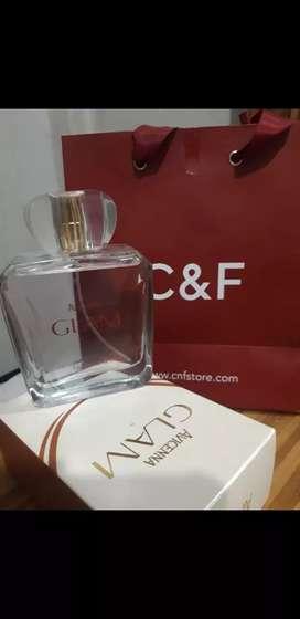 Parfum avicenna glam parfum wanita original wangi elegant