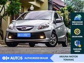 [OLX Autos] Honda Brio 2014 E 1.2 Bensin A/T Abu #Arjuna Tomang