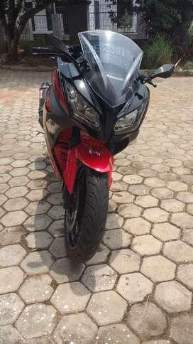 Kawasaki Ninja 250 SE