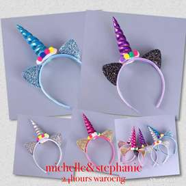 Fancy Unicorn headbands