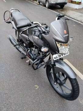 Honda CB shine 125cc on monthly rental basis