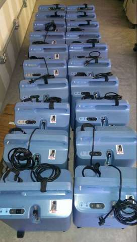 Importers Oxygen Concentrator Philips Oxymed Airsep ResPro