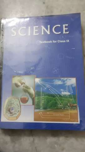 NCERT SCIENCE BOOK Class 9th