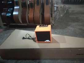 Amplifier 4 inchi jtj