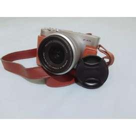 Camera Fuji Film X-A5 Kit Brown