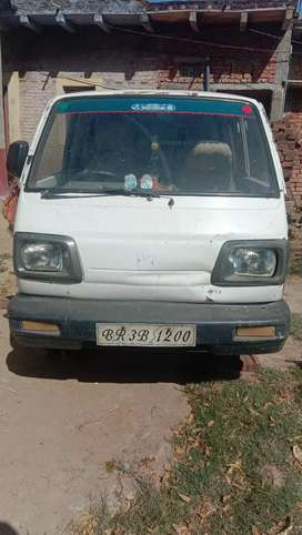 Maruti Suzuki Omni 2001 Petrol 20000 Km Driven