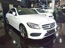 [KM10rb] Mercedes Benz C 300 2018 Putih - Mercy C300 2018 Putih