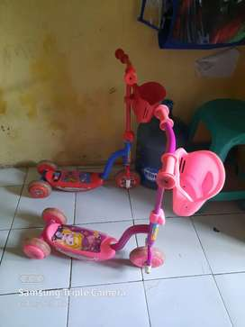Scooter skuter anak