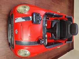 Toy battary car