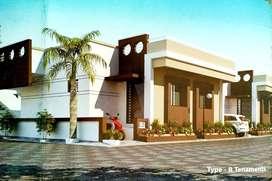 ONLY 7 1 BHK TENAMENT AT LAND COST- Shree Akshar Residency-Waghodia rd