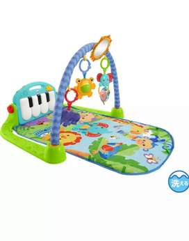 Baby play gym fisher price brand