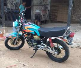 Yamaha RX King full modif