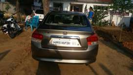 Honda City 1.5 S MT, 2009, CNG & Hybrids