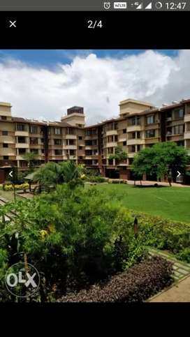 2 BHK Furnished apt in Milroc Kadamba