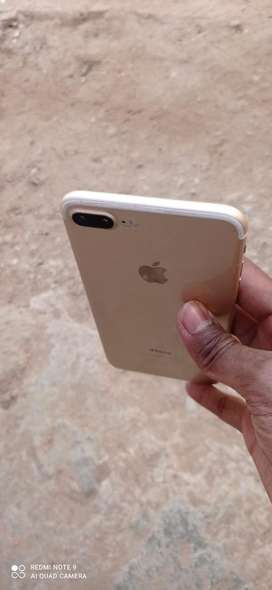 I phone 7 plus, 256 GB