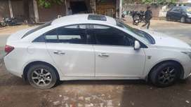 Chevrolet Cruze 2010 diesel 15 year resisteration 63000km  run.