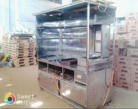 Burger Fires And Shawarma Machine 3 in 1