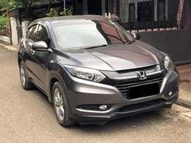 Km 29rb Honda HRV E CVT 2015 Grey istimewa    2016 2017