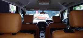 Nissan Serena HWS - Jok sudah Kulit - Black on Brown - Good Condition