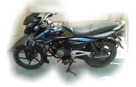 Bajaj XCD 135 in excellent condition for sale.PRICE FIXED.