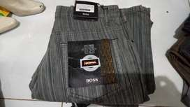 Celana panjang merk BOSS