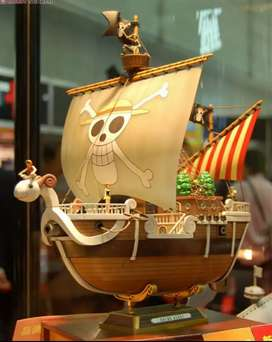 Going Merry! Kapal one piece