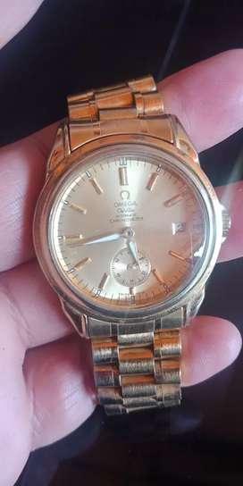 Jam tangan omega de ville automatic cronometer