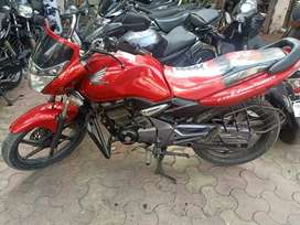 Honda unicorn 150 (red)