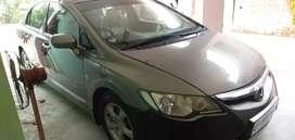 Honda Civic ptrol