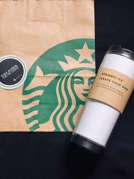 Tumbler Starbucks Create Your Own Acrylic Tall Original