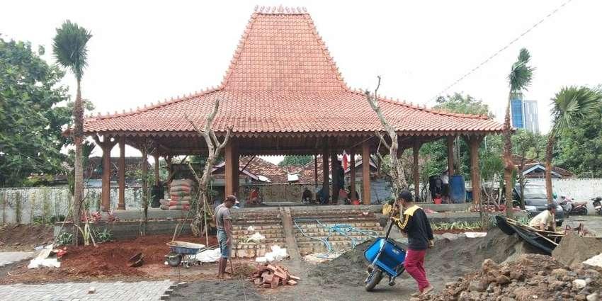 Jual Pendopo Joglo Kayu Jati,  Rumah Joglo Gebyok Ukiran 0