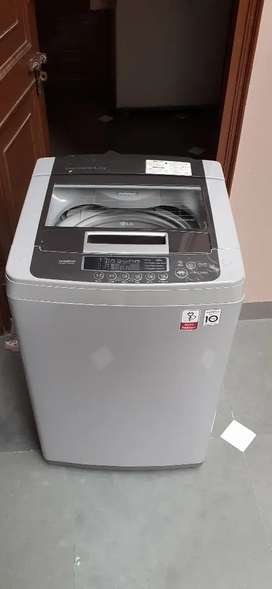 LG 6.2 automatic washing machine in brand new condition