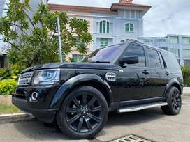 Land Rover Discovery Rubah Facelift Mdl 2014 Black Nik2006#BEST DEAL!!