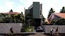 Jasa Design Gambar Arsitektur exterior & interior 2D/3D