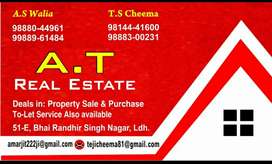 2bhk ground floor brs nagar prime location.
