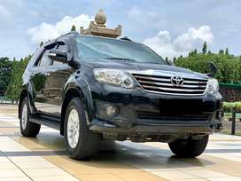 ( Bensin, km 67rb ! ) Fortuner 2.7 G Lux AT 2011