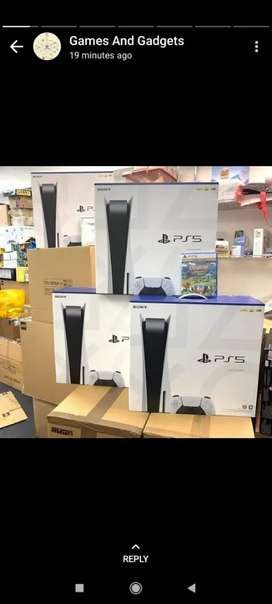 PlayStation ps5 disc edition