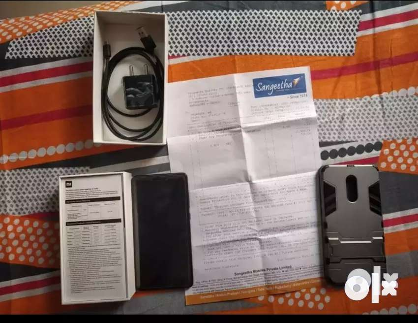 Redmi Note 4 Pro 4GB RAM & 64GB ROM(Good condition with Bill and box) 0