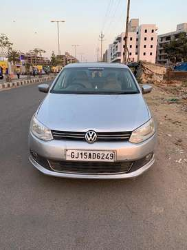 Volkswagen Vento 2010 Diesel Well Maintained
