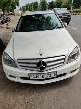 Mercedes-Benz C-Class 2011 Diesel Good Condition.