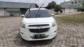 Dijual Chevrolet Spin Ltz bensin 2013
