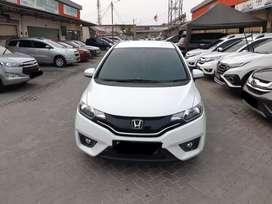 Honda All New Jazz S CVT A/T Thn 2018 Putih Kilometer Low