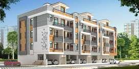 A premium luxury 3 BHK JDA approved FLAT at prime location kalwar road