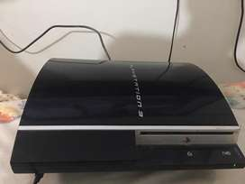 PS3 Fat 150 GB Excellent Condition (Version 4.87)With two controllers