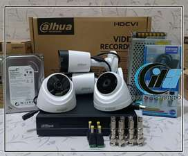 Paket 4 Kamera CCTV