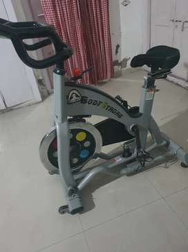 Gym excercise cycle