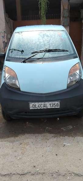 Tata Nano CX, 2009, Petrol