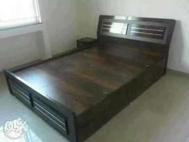 Sleeper bed fully new 5/6.6 storage available
